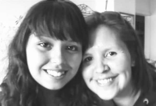 Photo courtesy of Sharon Allen Sharon Allen, right, is pictured with her daughter Keisha Trudel who died in a drunk driving crash in 2008. Allen, who heads up Simpson's MADD chapter, is alarmed by latest impaired driving charges released by NWT RCMP