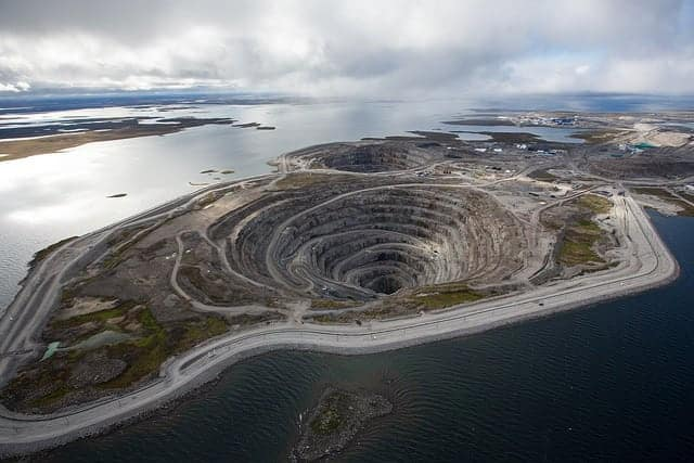 When Diavik goes offline in 2025, three up and coming mines won't be enough to make up for labour demand losses in the territory, says Tom Hoefer, executive director of the NWT and Nunavut Chamber of Mines. NNSL file photo