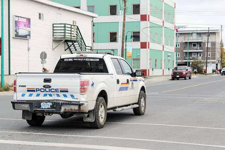 The Northwest Territories had the highest crime rate and crime severity index rating in 2017. Both dwarfed national averages. Brendan Burke/NNSL photo.