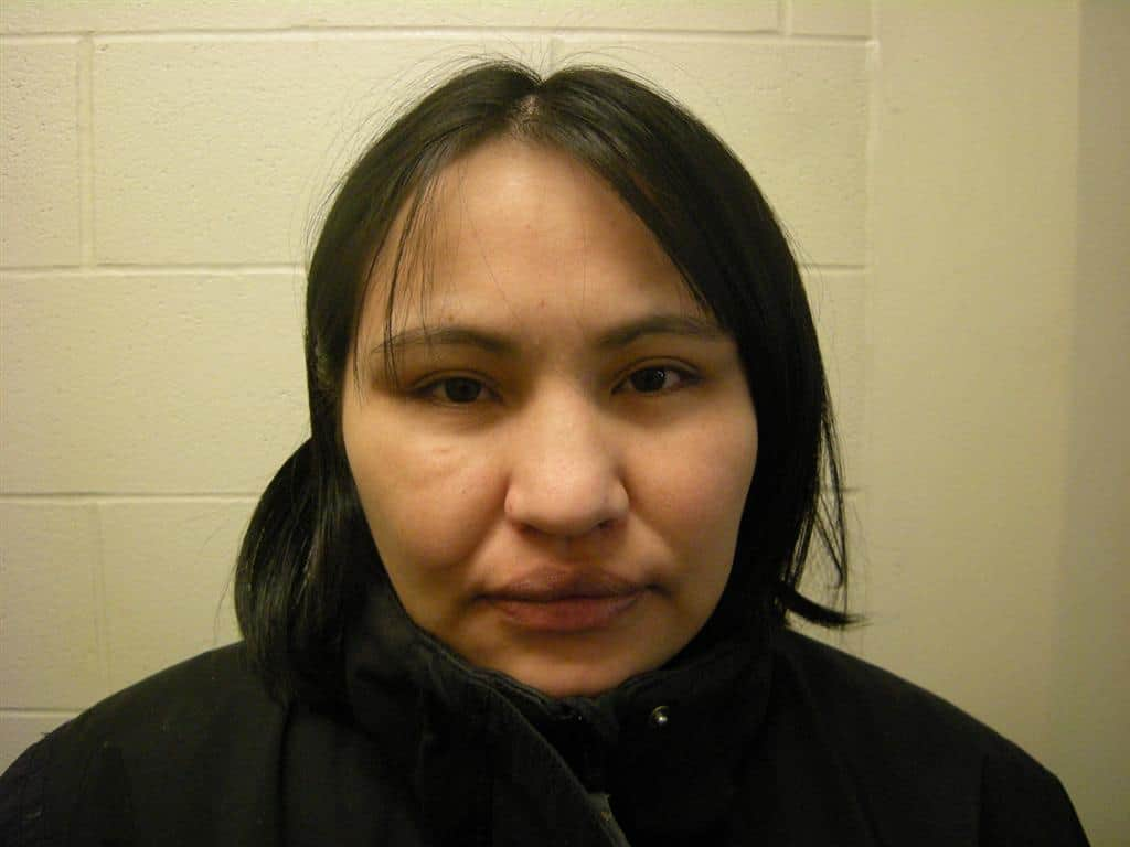 Headshot of Black provided by RCMP
