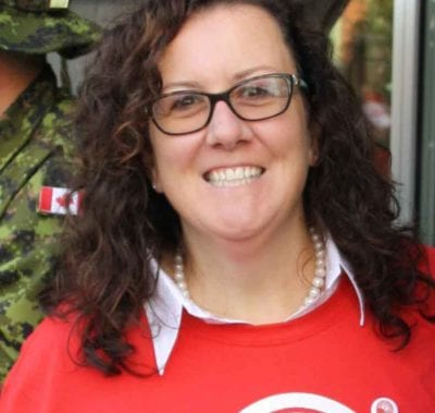 Tracy St. Denis is the chair of United Way NWT. NNSL file photo