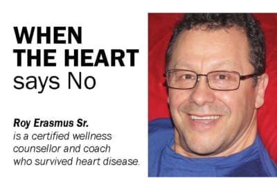 Roy Erasmus Sr., certified life coach and Dene columnist for New/North and NNSL Media