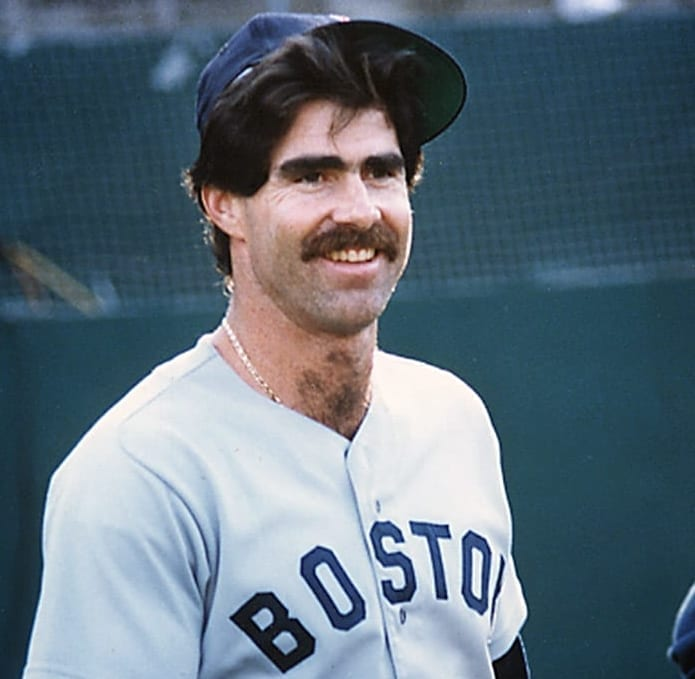 Bill Buckner, shown here during his days with the Boston Red Sox, died on May 27 at the age of 69. Buckner committed one of the most infamous errors in World Series history but his career was so much more than just one play. photo courtesy of Wikimedia Commons