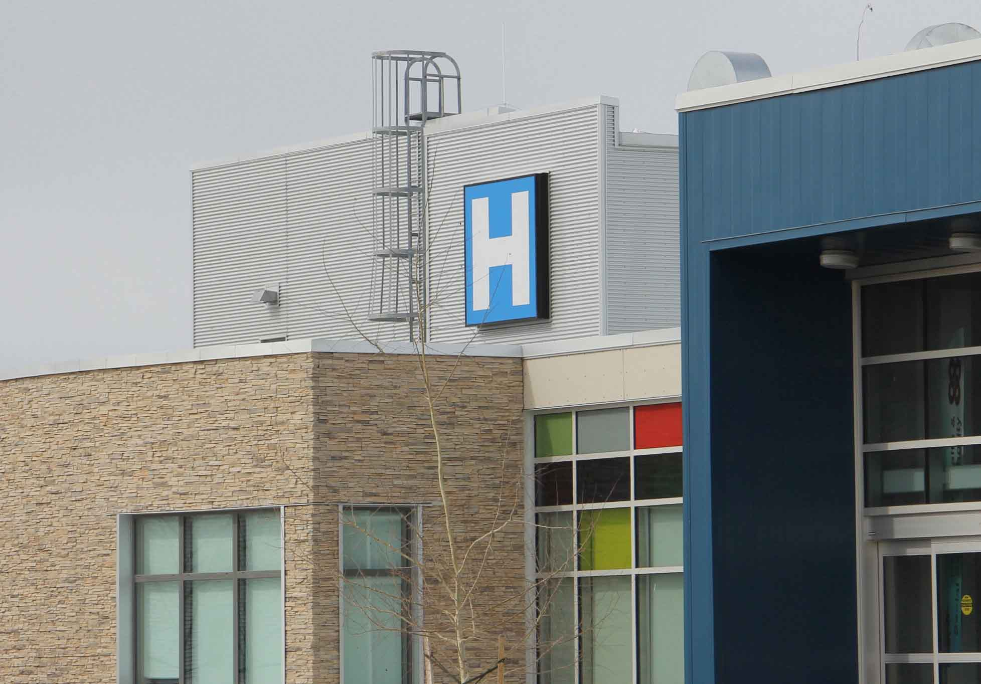 The Hay River Medical Clinic is coping with a shortage of physicians. NNSL file photo