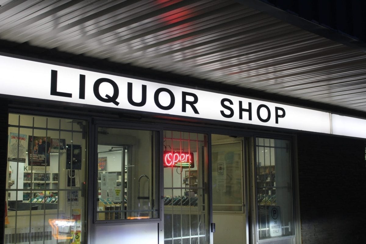 Trailblazers Cannabis Shop will begin selling cannabis products in the unit beside the Stanton Plaza Liquor Shop. NNSL photo