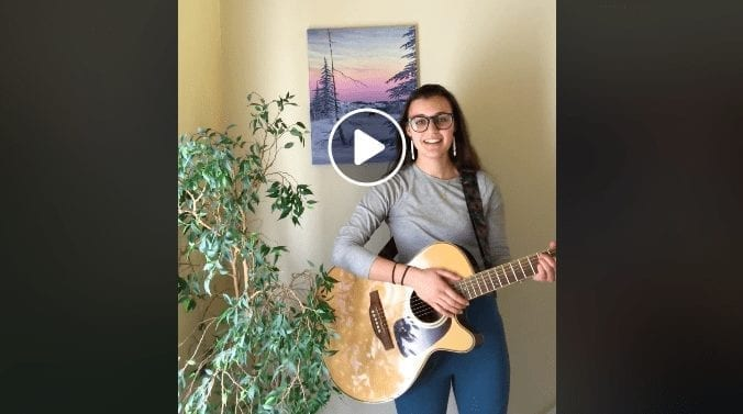 Grace Clark entry in Music NWT's Radio Ad Writing Contest in collaboration with GNWT and NWTAC
