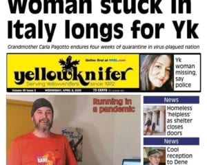 Get your digital copy of the Yellowknifer HERE