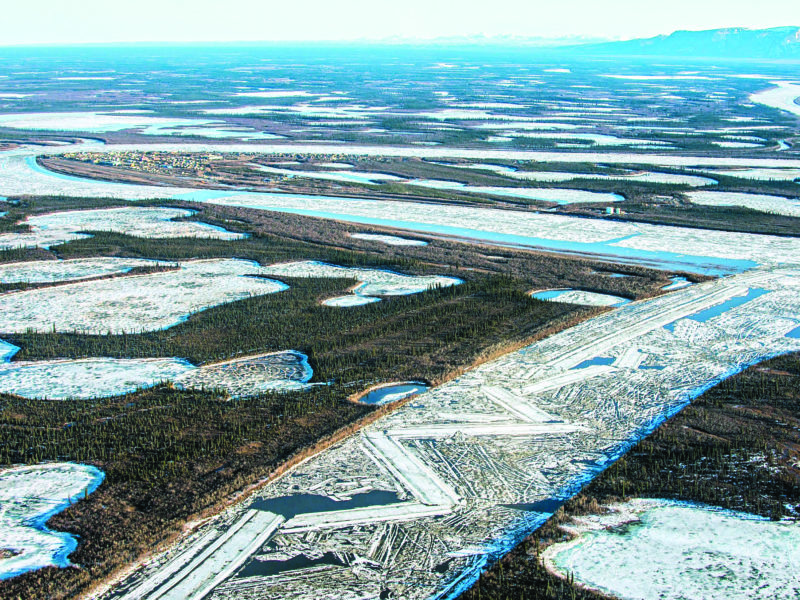 Aklavik and eight other communities elected new mayors and councillors in hamlet elections on Dec. 14. NNSL file photo