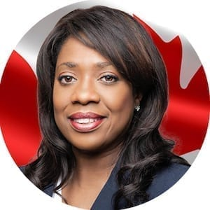 Conservative Party of Canada Leadership Candidate Leslyn Lewis