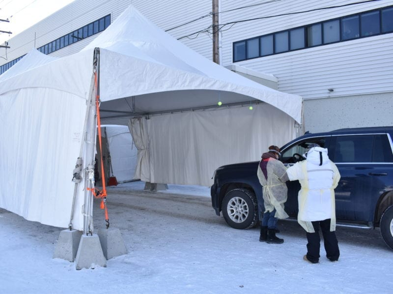 Rapid testing for Covid-19 that can deliver results in as little as 15 minutes is now available in all communities of the NWT, the Northwest Territories Health and Social Services Authority said on Tuesday. /NNSL photo