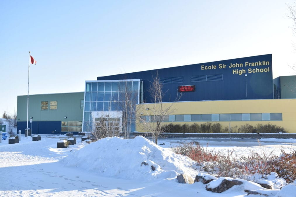 Teachers must request unpaid leave if going outside of the NWT for Christmas break and will have to prepare lessons plans for the time they'll be away from their classes while self-isolating, said the Department of Education, Culture and Employment. Blair McBride/NNSL photo
