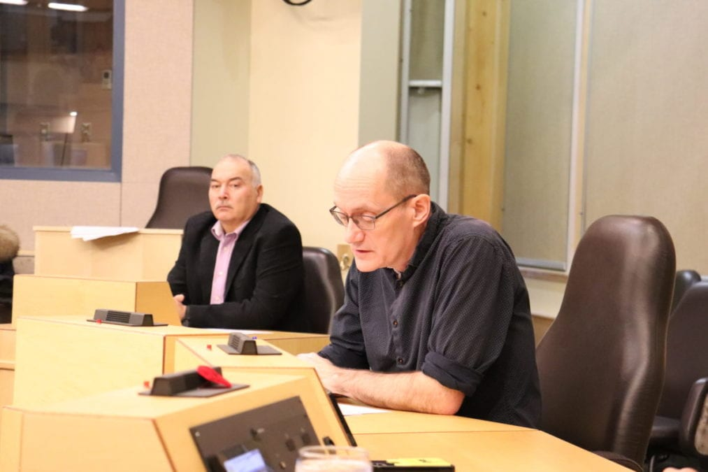 Press Conference on first confirmed covid-19 case in Rankin Inlet