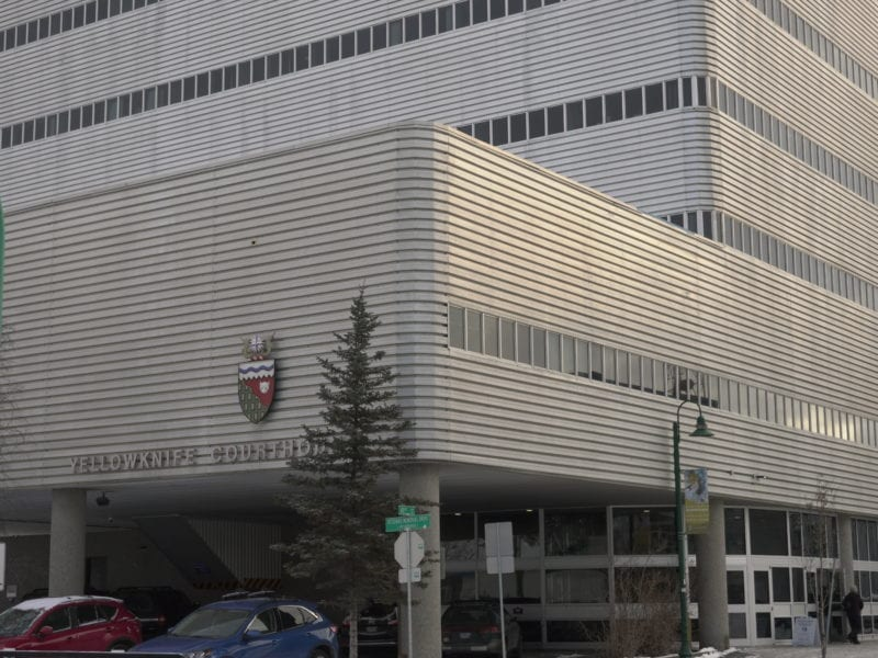 Tariq St. Croix, admitted Monday to breaking and entering his former partner's Yellowknife residence and stabbing her repeatedly. Originally charged with breaking and entering and attempted murder, St. Croix plead guilty to the lesser charge of aggravated assault, which the Crown accepted