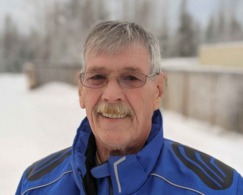 Malcolm MacPhail was elected the new mayor of the Hamlet of Enterprise on Dec. 14, and he will be sworn in during a ceremony in early January.<br /> Photo courtesy of Malcolm MacPhail