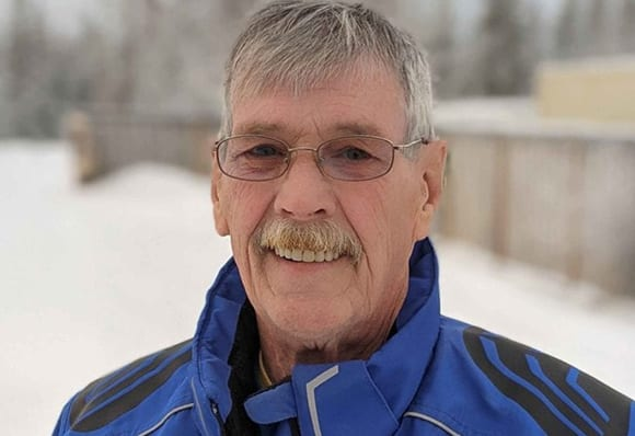 Malcolm MacPhail was elected the new mayor of the Hamlet of Enterprise on Dec. 14, and he will be sworn in during a ceremony in early January. Photo courtesy of Malcolm MacPhail