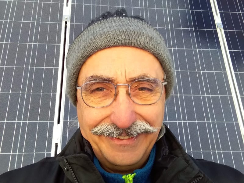 Dennis Bevington is a Northern renewable energy expert and former Northwest Territories MP