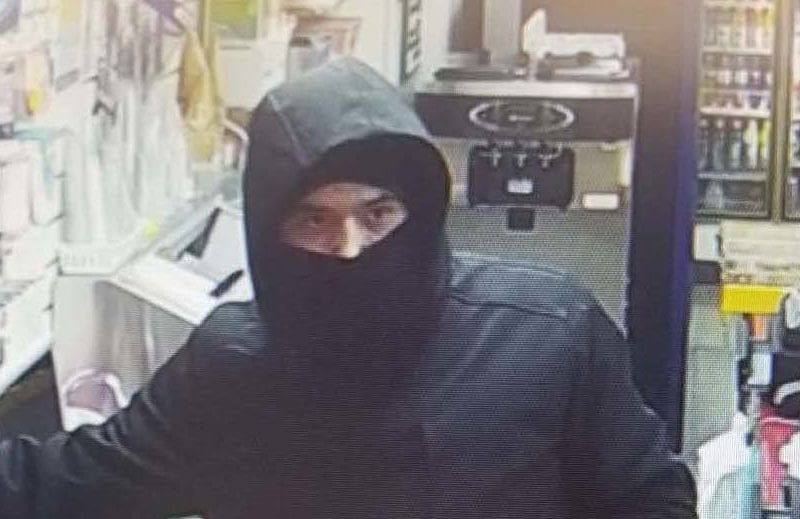 Yellowknife RCMP are seeking the public's assistance in identifying an individual involved in a break and enter at the downtown Reddi Mart at 4:05 a.m. photo courtesy of the RCMP