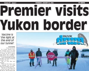 Inuvik Drum – Jan. 21 Edition