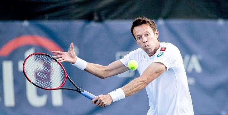 Daniel Nestor retired from tennis on Sept. 15 following his Davis Cup doubles match against the Netherlands in Toronto. So ends the career of Canada's greatest-ever men's player. Photo courtesy of Wikimedia Commons.