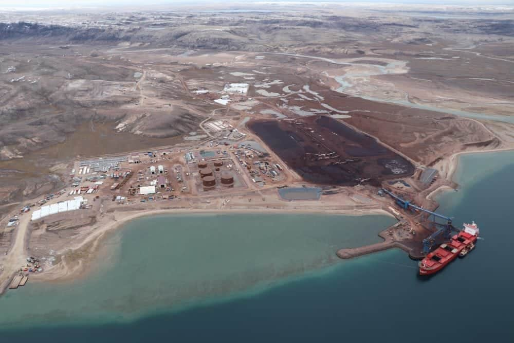 Despite repeated attempts by the Government of Nunavut to assess the tax value of the Mary River Project, a September court judgment has nullified its 2016 notice of assessment. NNSL file photo.