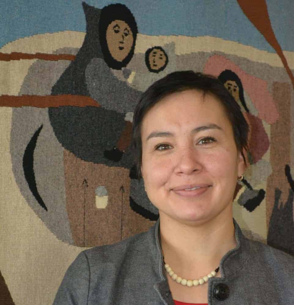 Sandra Inutiq wrote an open letter to non-Inuit in Nunavut and posted it to Facebook Feb. 2. The post drew widespread attention on the internet. Inutiq says her motivation was to encourage Inuit to speak out about racism. NNSL file photo